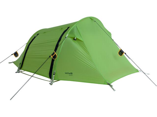 Wechsel Aurora 1 Zero-G Line teltta , vihreä